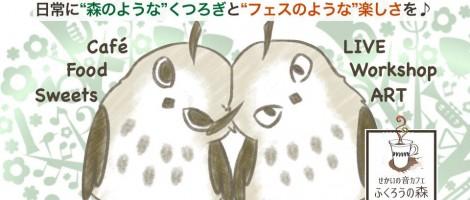 ふくろうの森1